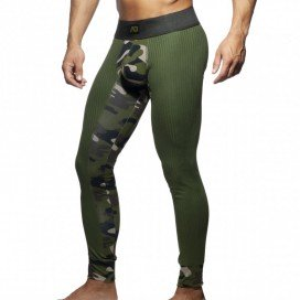 Addicted LongJohn Camo-Rib Camouflage