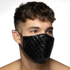 ES Collection Masque en tissu Dystopia Noir