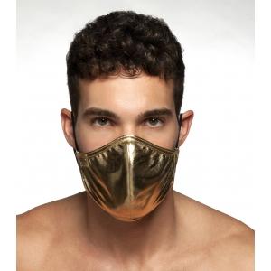 ES Collection Masque en tissu Party Gold