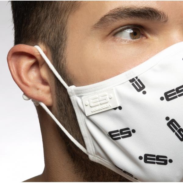 Masque en tissu logo ES