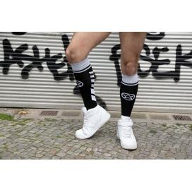 Addiction Chaussettes hautes FOOTBALL BLACK Addiction