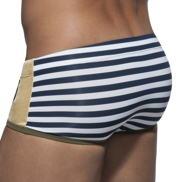Boxer de bain Metal Sailor