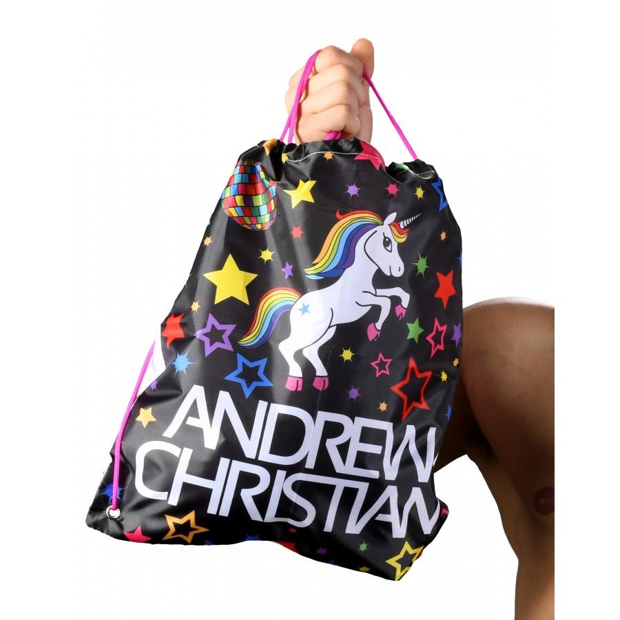 sac de plage unicorn disco menderwear. Black Bedroom Furniture Sets. Home Design Ideas